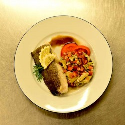Cabillaud sauce Ravigote